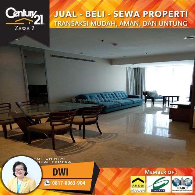 Apartemen My Home (Lotte Avenue) 2BR Full Furnished Lantai Tinggi View Selatan, Mega Kuningan, Jakarta Selatan
