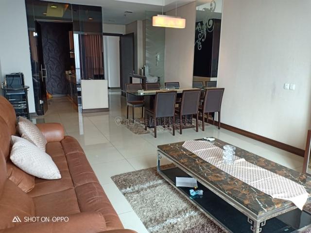 Apartment Kemang Village 3BR High Floor View City Empire Tower, Kemang, Jakarta Selatan