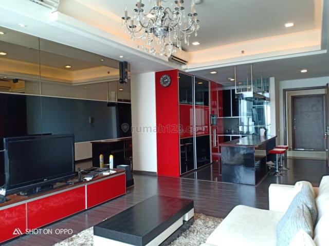 Apartment Kemang Village 3BR Empire Tower Full Furnished, Kemang, Jakarta Selatan