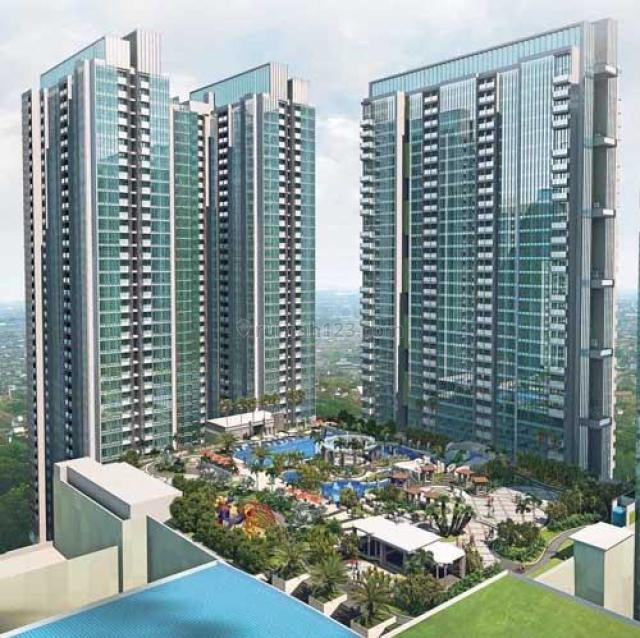 Apartement Casagrande Tower Montreal, Menteng Dalam, Jakarta Selatan