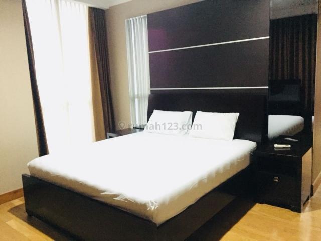 Apartemen Mewah Residence 8 @ Senopati Tipe 2 Bedroom + 1 Fully Furnished, Jakarta Selatan., Senopati, Jakarta Selatan