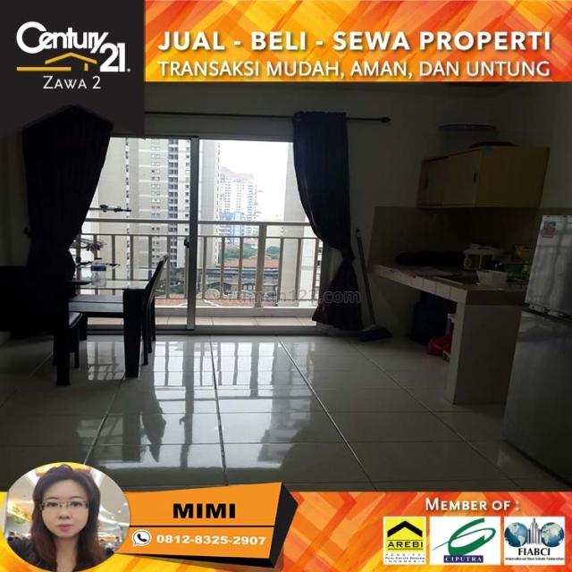 Apartemen Mediterania Garden 2BR Full Furnish Lantai Rendah Tower Kenanga, Tanjung Duren, Jakarta Barat