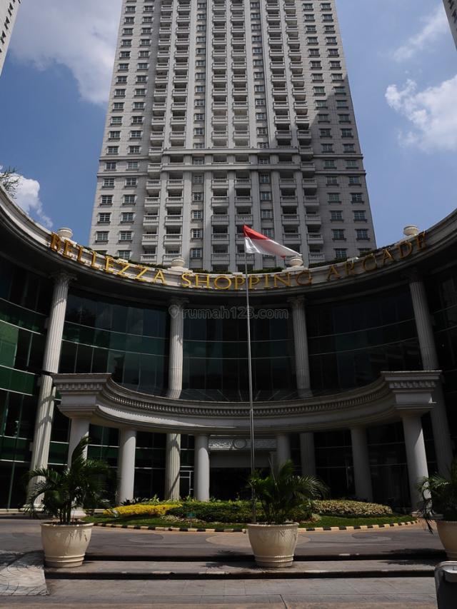 Apartemen Belleza Permata Hijau – Studio, Permata Hijau, Jakarta Selatan
