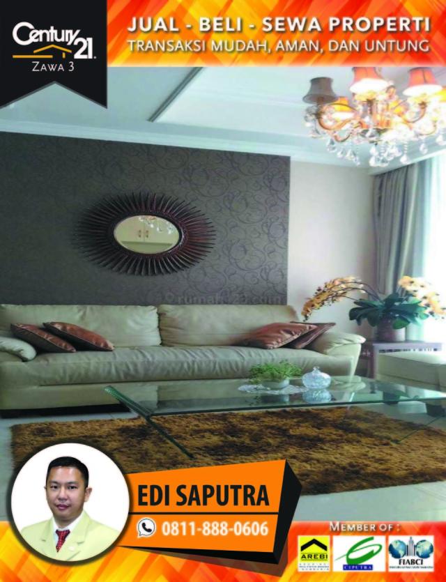 Apartemen Denpasar Residence 2BR Full Furnished Tower Kintamani Low Floor, Setiabudi, Jakarta Selatan