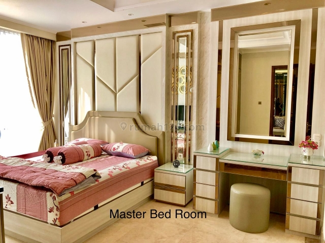 Luxury Furnished 2 BR Apartment District 8 @Senopati Jakarta Selatan, Senopati, Jakarta Selatan