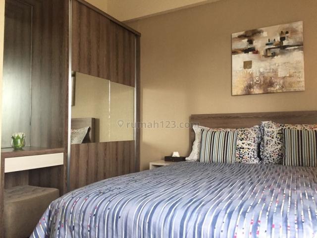 Apartemen Galeri Ciumbuleuit 2, Type 1 BR Full Furnished, Ciumbuleuit, Bandung