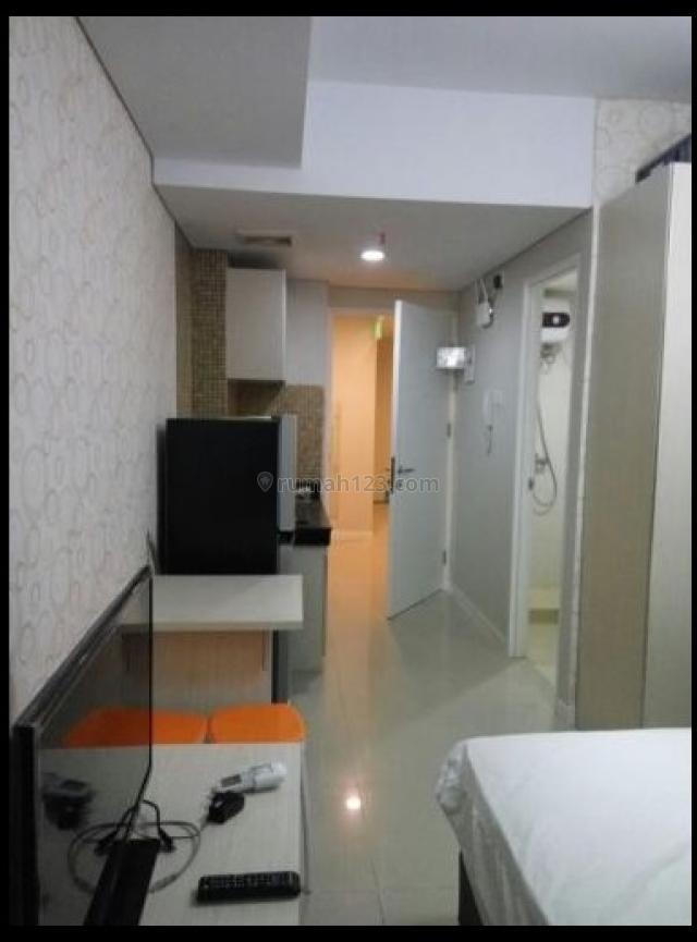 Apartemen Metro Park Residence Studio Furnished 40jt/year ONLY, Kebon Jeruk, Jakarta Barat