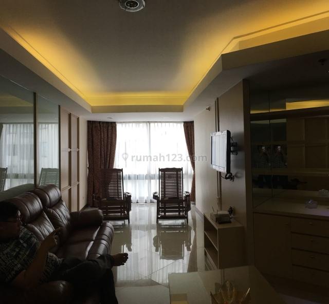 Apartemen Taman Anggrek 3 Bedroom+1 Full Furnished, Taman Anggrek, Jakarta Barat
