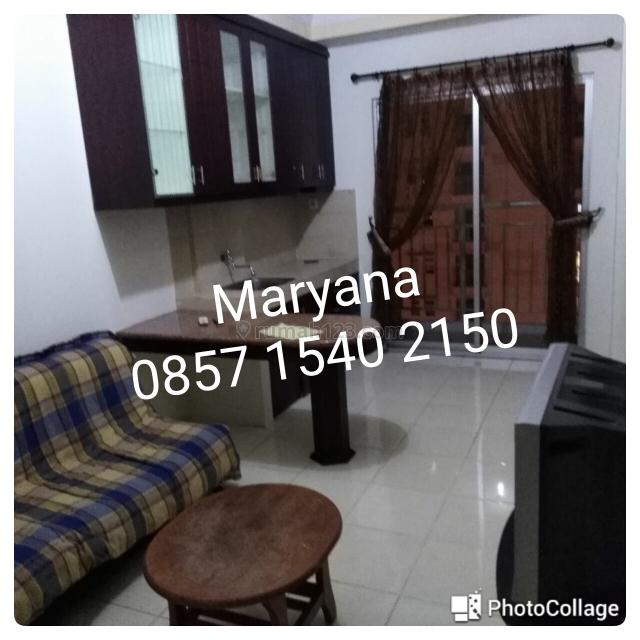 Apartemen Medit 2 - Tanjung Duren 2 BR Furnish Tahunan, Tanjung Duren, Jakarta Barat