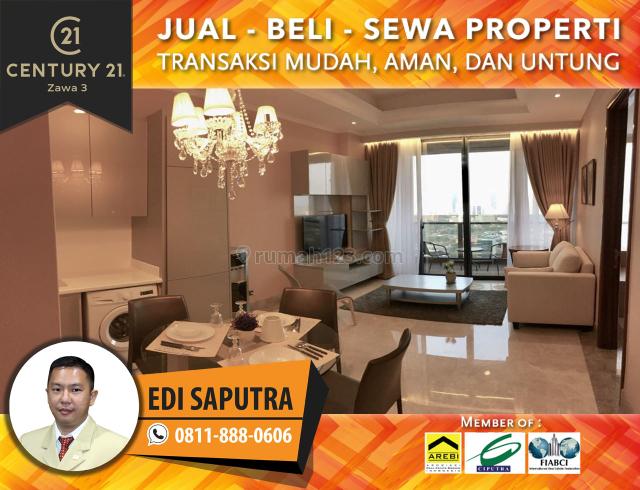 Apartemen District 8 Senopati 1 Bedroom Tower Eternity High Floor, Senopati, Jakarta Selatan
