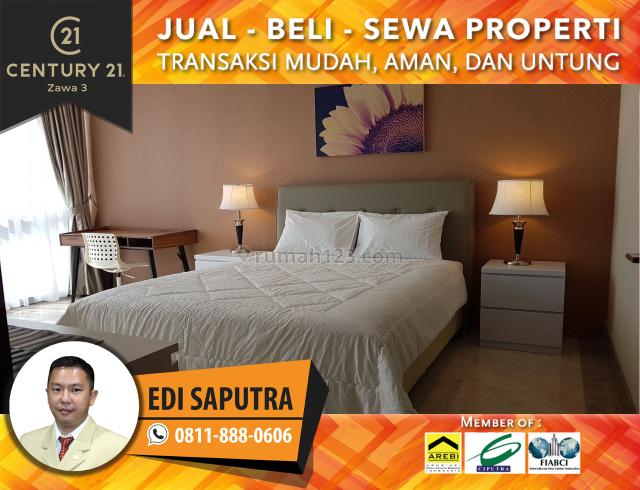 Apartemen District 8 Senopati 1BR Tower Eternity Middle Floor, Senopati, Jakarta Selatan