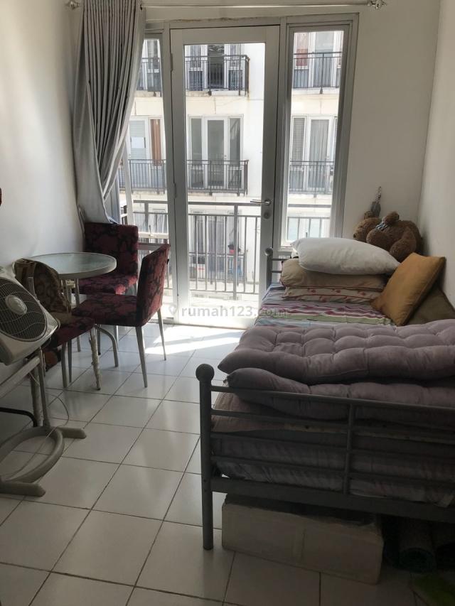 apartemen tipe studio di jarrdin jardin cihampelas kota bandung, bandung kota, bandung