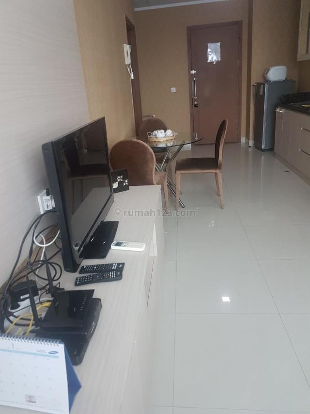 Apartment Sahid New Siap Huni, Sudirman, Jakarta Selatan