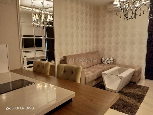 Apartment Residence 8 2BR Tower 3 High Floor Furnished, Kebayoran Baru, Jakarta Selatan