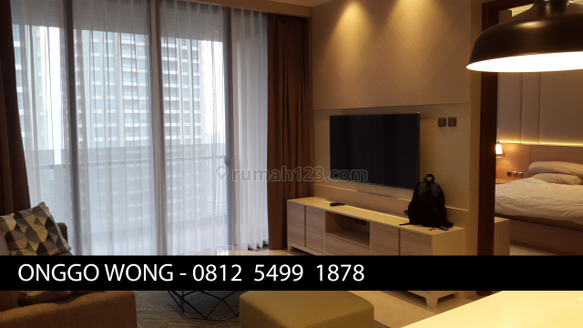 distrik 8 apartemen FRESH and NEW, SCBD, Jakarta Selatan