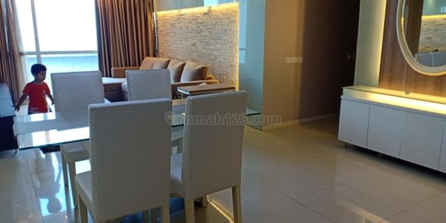 Apartemen Kemang Village 2+1 BR Empire Tower Middle Floor Furnished, Kemang, Jakarta Selatan