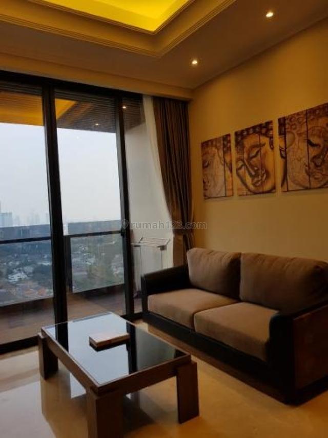 District 8 apartment MID FLOOR/EAST VIEW (RN1183), SCBD, Jakarta Selatan