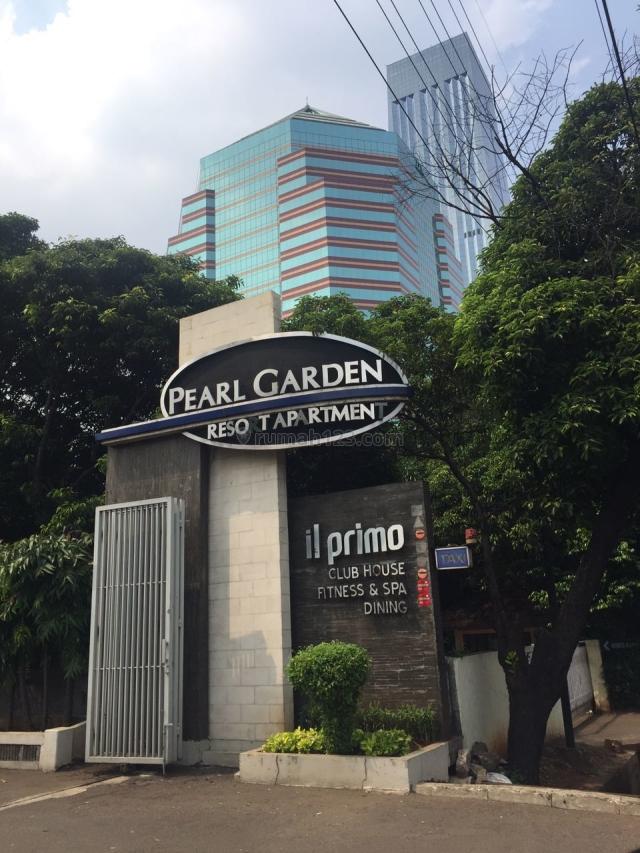 Apartemen Pearl Garden Semanggi Gatsu, Gatot Subroto, Jakarta Selatan