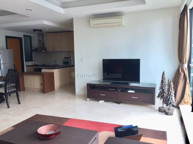 Setiabudi Residence 3BR + 1 Maid 148m2 Full Furnished, Kuningan, Jakarta Selatan