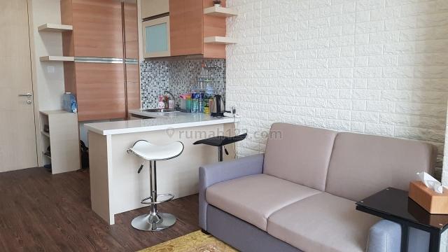 Apartemen treepark BSD BU  dan RUGI unit pojok lebih luas view city full furnished nego pemilik langsung, BSD, Tangerang