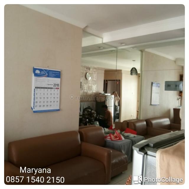 Apartemen Mediterania Garden Residences 2 - Tanjung Duren Jakarta Barat 2 BR unit rapih terawat Tahunan, Tanjung Duren, Jakarta Barat