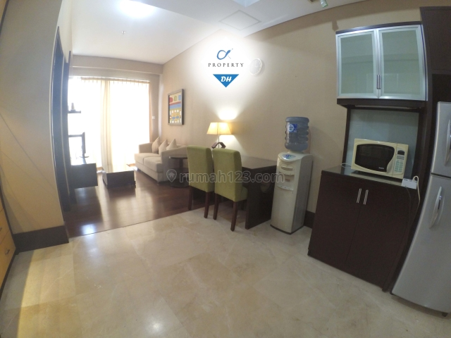 Pearl Garden 1 Bedrooms Fully Furnished for Sell, Gatot Subroto, Jakarta Selatan