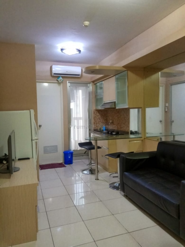 Apartemen Greenbay Pluit 2br, Furnish, view Pool, Pluit, Jakarta Utara