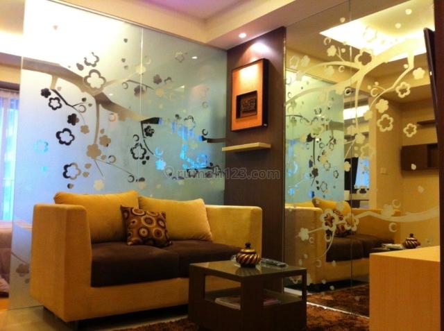 Apartemen Casa Grande 1BR Full Furnished View City, Cassablanca, Jakarta Selatan