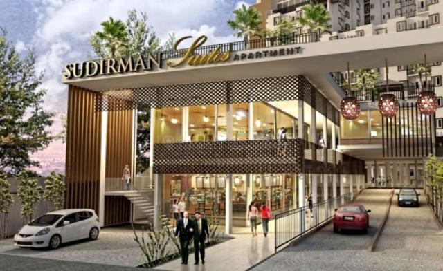 Apartemen Sudirman Suites, siap huni. furnish lengkap! Bisa Bulanan, Sudirman, Bandung