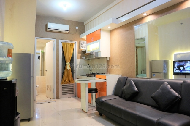 2 Bedroom Apartment for Daily (400rb) / Monthly / Yearly at Grand Emerald Apartment, Kelapa Gading, Jakarta Utara