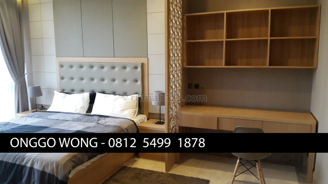 District 8.... 1 BR with CITY VIEW, SCBD, Jakarta Selatan