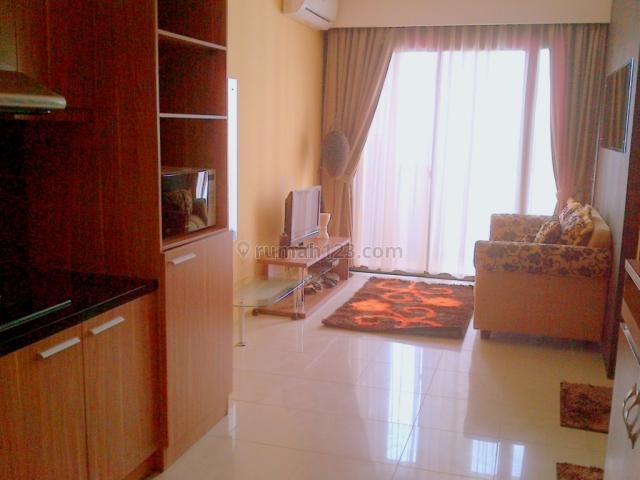 Apartemen Cervino Tebet 1 Bed Furnish, Tebet, Jakarta Selatan