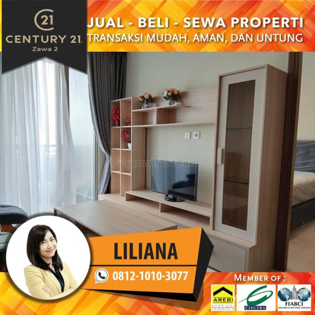 Apartmen Taman Anggrek Residence Tower B Lantai Rendah, Taman Anggrek, Jakarta Barat