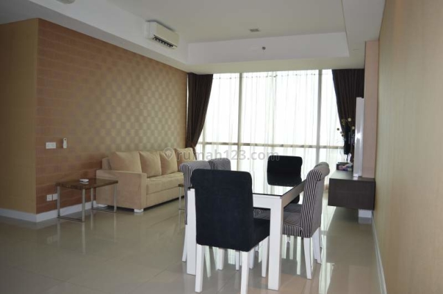 Nice apartment unit in Kemang Village. Right next to the mall, Kemang, Jakarta Selatan