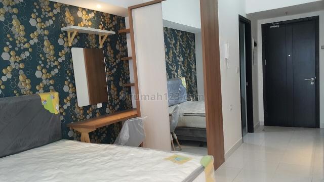 Apartment Casa de Parco, Studio, Fully Furnished, BSD, Tangerang