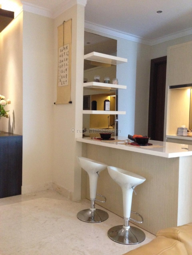 MURAH Apartemen Mewah Residence 8 @ Senopati Tipe 1 Bedroom Fully Furnished, Jakarta Selatan., Senopati, Jakarta Selatan