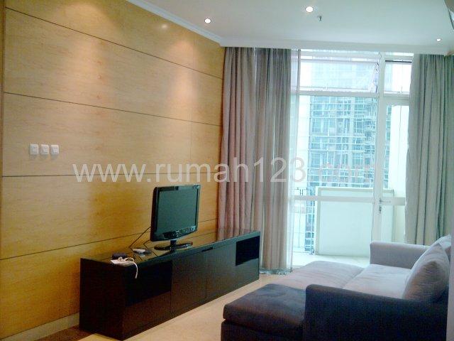 Belagio Mansion 2 Bedroom With Study, 145sqm, Mega Kuningan, Jakarta Selatan