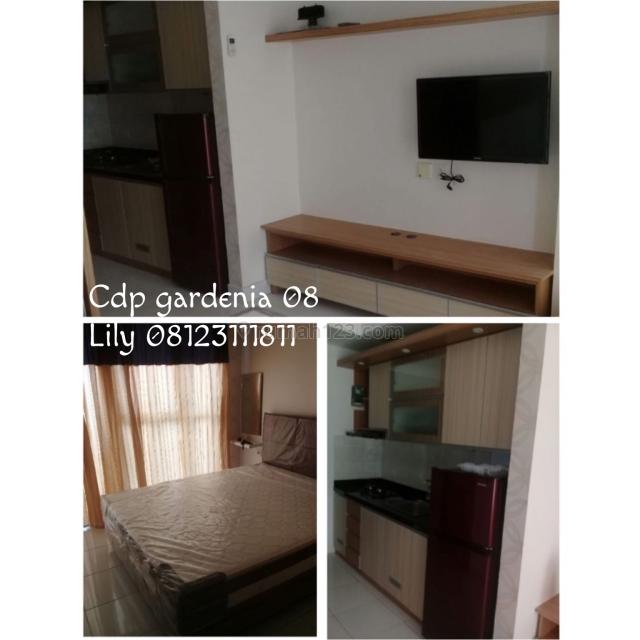 apt casa de parco bsd studio/1br/2br, BSD, Tangerang