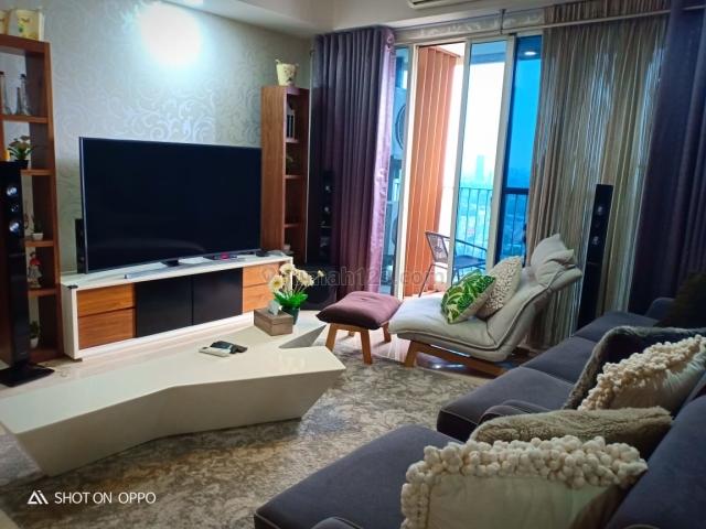 Apartemen Casagrande Avalon Tower Private Lift 2BR High Floor Furnished Limited, Tebet, Jakarta Selatan