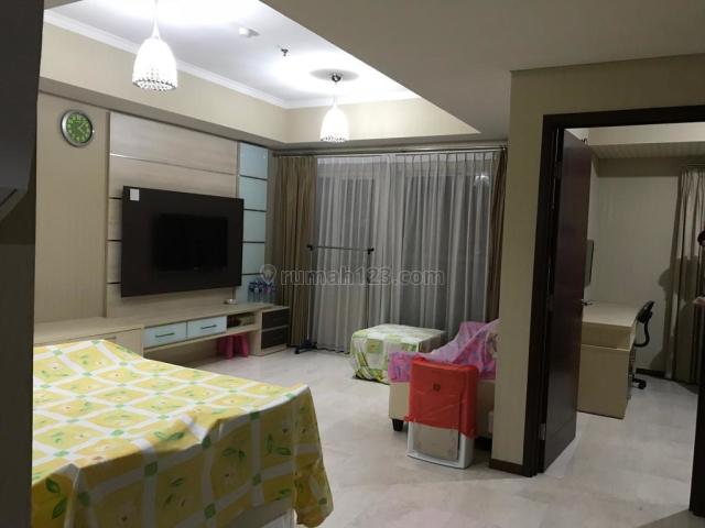 Apartemen Royal Mediterania - Type 2BR Fully Furnish Middle Floor, Tanjung Duren, Jakarta Barat