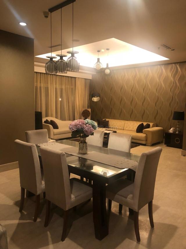 Capital Residence 3 bedroom, CBD, Jakarta Selatan