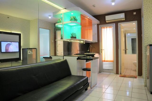 2 Bedroom Apartment for Daily (300rb)/Monthly/Yearly at Gading Nias Residence, Kelapa Gading, Jakarta Utara