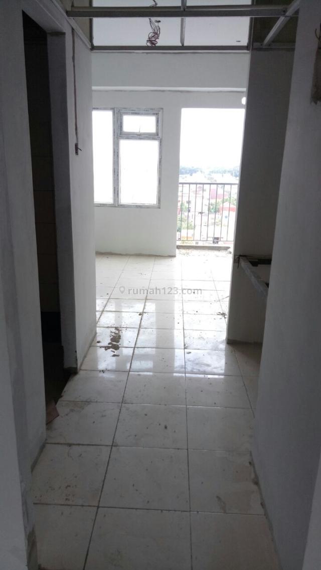 Apartemen Metro Politan Park Type Studio Unfurnished Millde Floor, Bekasi Utara, Bekasi