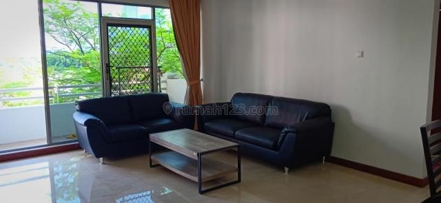 Apartemen Kintamani Condominium 2BR Full Furnished Tower D Low Floor, Kebayoran Baru, Jakarta Selatan