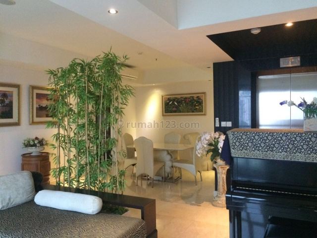 Apartemen Casa Grande Residence 3BR+1 Full Furnished Private LIft, Kuningan, Jakarta Selatan