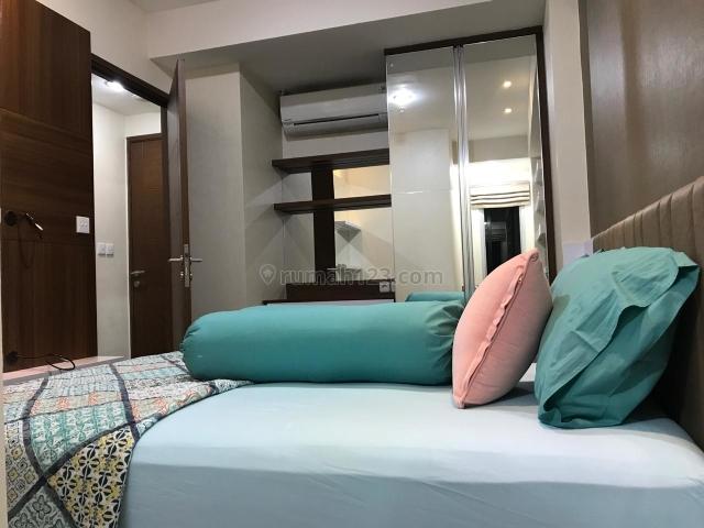 Apartemen Sudirman Suites Tipe 2BR Furnished Siap Huni, Sudirman, Bandung