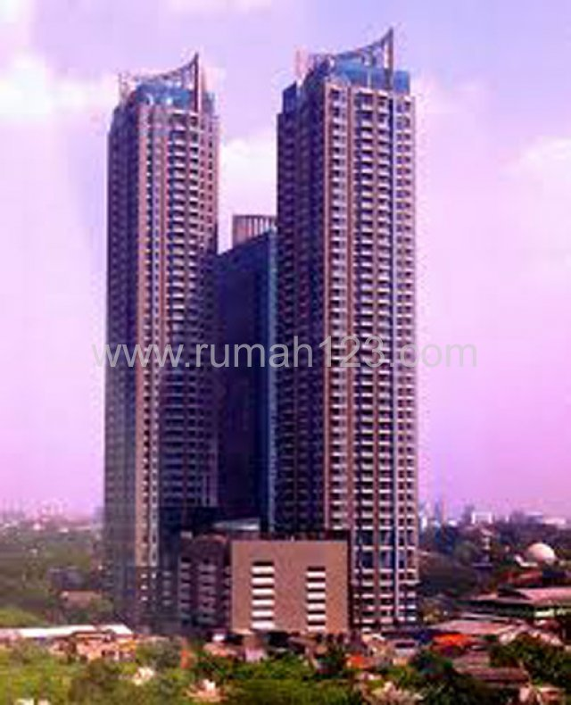 Apartemen Residence 8 Unfurnished 1 Br, Senopati, Jakarta Selatan