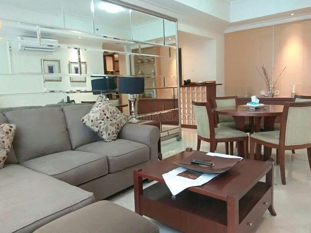 Bellagio Apartment - Good Furnished, Kuningan, Jakarta Selatan