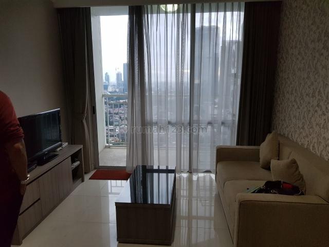 Apartemen Denpasar Residence 2BR Tower Ubud Low Floor, Setiabudi, Jakarta Selatan