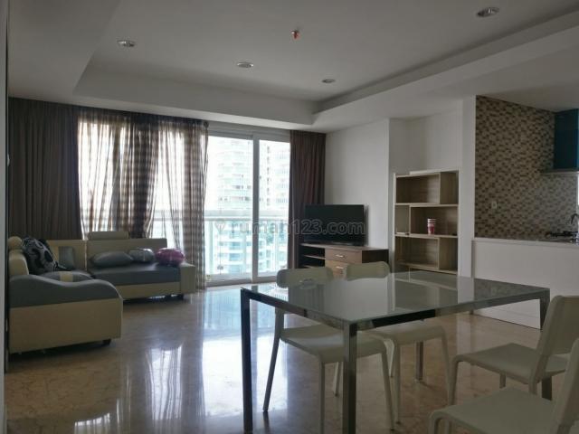 Murahh 2+1 BR Apartemen Royale Springhill City View #VR327, Kemayoran, Jakarta Pusat